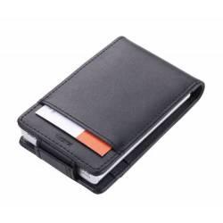 Troika Rfid Credit Card Case Black silver