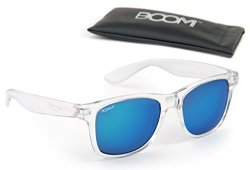 BOOM Spectrum Polarized Sunglasses - Ice