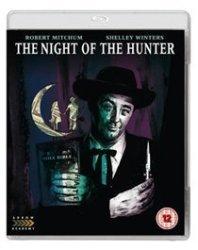 NIGHT Of The Hunter Import Blu-ray
