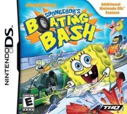 THQ Spongebob Boating Bash - Nintendo Ds