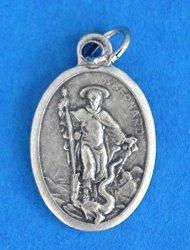 Lumen Mundi St. Bernard Medal