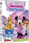 Mickey Mouse Clubhouse - Minnie&#39 S Pet Salon Dvd