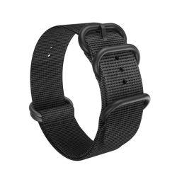 Killerdeals Universal 22MM Nylon Replacement Watch Strap - Black