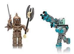 Roblox- Bionic Bill And Endermoor Skeleton Two Figure Pack