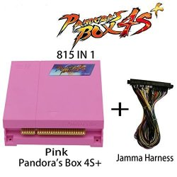 Wisamic Pandora Box 4S+ 815 In 1 Arcade Game Box Multi-games Board With  Jamma Harness Vga & HDMI Output Pink   R2800 00   Other Toys   PriceCheck SA