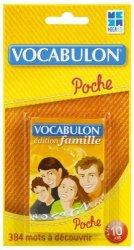 Megableu Pocket Vocabulon Family By