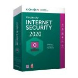 Kaspersky Internet Security 2020 1+1DEV 1 Year Retail