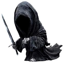 The Lord Of The Rings: Nazgul Defo-real Soft Vinyl Statue