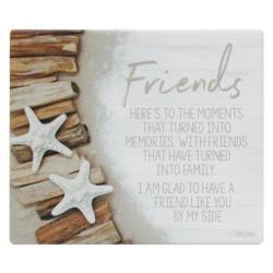 Splosh Ceramic Wall Verse - Friends