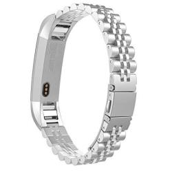 Fitbit Alta Hr And Alta Bands Moko Premium Solid Stainless Steel Metal  Replacement Bracelet Strap Band With Connector For Fitbit Alta Fitbit Alta  H |