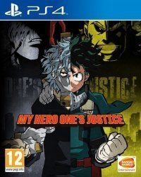 PS4 My Hero's One Justice