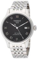 Deals On Tissot Le Locle Powermatic 80 Automatic Black Dial Mens