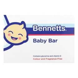 Bennetts Baby Soap 100G