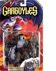 Kenner Gargoyles Stone Armor Goliath 1ST Series 1995 Figure By