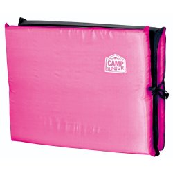CAMP JUNIOR - Folding Mattress Pink
