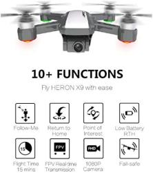 USA Aored 5G Two-axis Stabilization Cloud Ptz Gps Brushless Professional Aerial Drone Wifi Real-time Intelligent Follow Beginner Intelligent Child Adult F