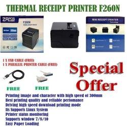 Parallel USB Pos Thermal Printer F260N | R1999 00 | Office Supplies |  PriceCheck SA