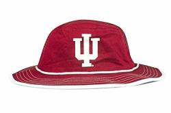 Cowbucker Collegiate Boonie Hat Officially Ncaa Licensed One Size Indiana Hoosiers Crimson