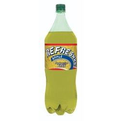 Refresh - Apple Plastic Bottle 2LTR