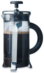 Harold Import Company, Inc. Aerolatte 3-CUP French Press Coffee Maker 12-OUNCE