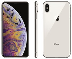 Apple iPhone XS Max 64GB in Silver