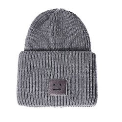 12eadf7be3f Weilai Kids Winter Warm Fleece Lined Hat Baby Toddler Childrens Beanie Pom  Pom Knit Cap For Girls And Boys 1-4 Years Old Gray