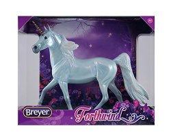 Breyer Classics Forthwind Unicorn Toy Horse