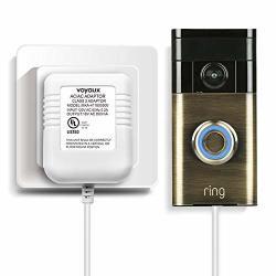 Video Doorbell Transformer Doorbell Transformer For Ring Video Doorbell Ring Video Doorbell 2 & Ring Video Doorbell Pro Power Supply For Nest Hello Doorbell