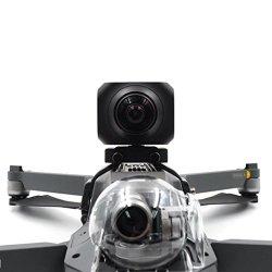Nesee For Dji Mavic Pro Multifunction Kit Camera Adapter Light Fixing Stand Gray