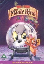 Tom And Jerry - The Magic Ring DVD