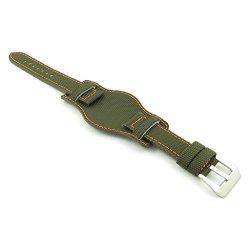 DASSARI Trooper Kevlar Nylon Bund Watch Band