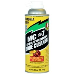 Shooter's Choice Mc 7 Extra Strength Bore Cleaner