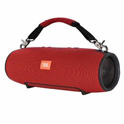 TXesign Removable Speaker Handle Strap For Jbl Xtreme Portable Bluetooth Speaker 1ST Gen And 2ND Gen Red