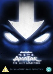 Avatar The Last Airbender: Complete Collection Dvd