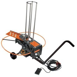 Do-All Outdoors Raven Automatic Clay Pigeon Skeet Thrower With Wheels 50 Clay Capacity