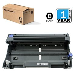 Sirensky DR520 Drum Unit 1 Pack Compatible For Brother Printer HL-5240 5340 DCP-8060 MFC-8460 8480 8680 8690DW 8860 8890 Brand