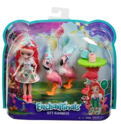 Enchantimals Doll Theme Sets Asstd