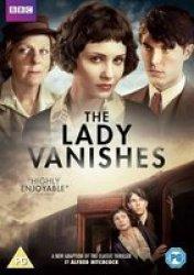 Lady Vanishes DVD