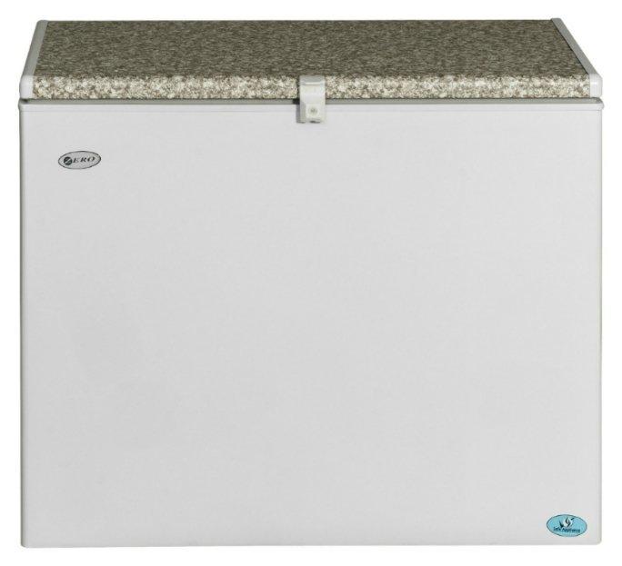 Zero Appliances 215l Gas Electric Chest Freezer