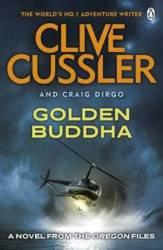 Golden Buddha Paperback Clive Cussler