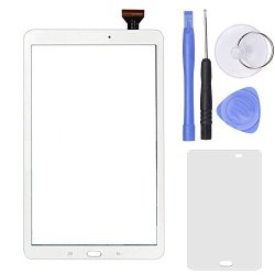 """Sphenel Digitizer Touch Screen For Samsung Galaxy Tab E 9.6"""" SM-T560 T560 T561 White"""