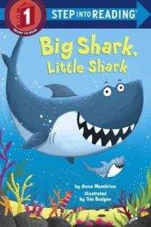 Big Shark Little Shark Paperback