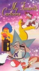 My Favourite Cartoons DVD