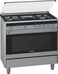 Siemens HG73G8257Z 90cm Gas Range Cooker Stainless Steel Stove