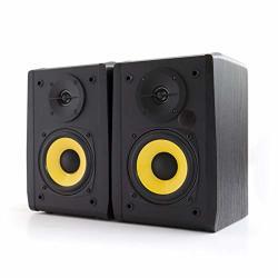 """Edifier R980T 4/"""" Active Bookshelf Speakers 2.0 Computer Speaker"""
