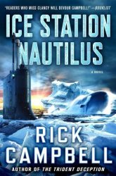 Ice Station Nautilus Hardcover