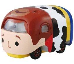 Japan VideoGames Takaratomy Tomica Disney Motors Tsum Tsum MINI Car Figure Woody