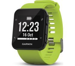 Garmin Forerunner 35 Fitness Watch - Limelight Green