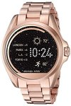 Michael Kors MKT5004 Access Bradshaw Smartwatch in Rose Gold