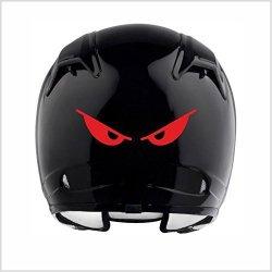 Car MacBook Motorcycle Helmet Decals Stickers Van Wall Evil Eyes